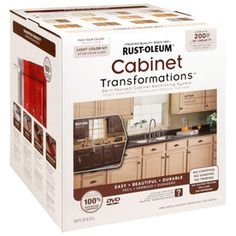 Transform your kitchen cabinets in a weekend! - Ask Anna