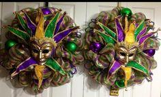 Wreath's by Laura Gretna, Louisiana