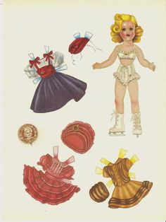Miss Missy Paper Dolls: Back in Action!