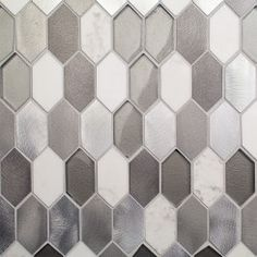 Stainless Steel Metal Tiles for Bathroom & Kitchen Backsplash | TileBar