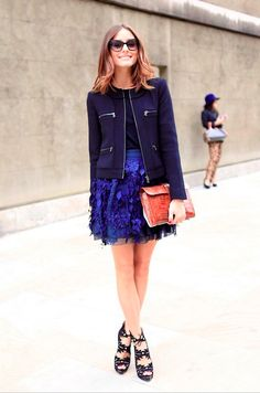 chic and polished