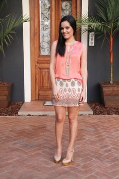 Look  Fonte: Blog da Mariah   Evento em Uberaba