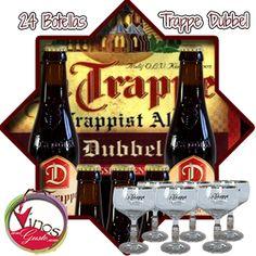 Pack disponible para comprar La trappe dubbel online oferta con regalo incluido