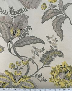 Centella Lemon Tonic | Online Discount Drapery Fabrics and Upholstery Fabric Superstore!