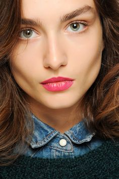 DVF | Fall 2013 Ready-to-wear backstage beauty. Photo by:Luca Cannonieri / InDigital | GoRunway
