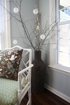 Budget-Friendly Christmas Decorations - * View Along the Way *
