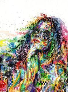 Mixed Media by Callie Fink