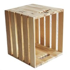 LP Storage Crate