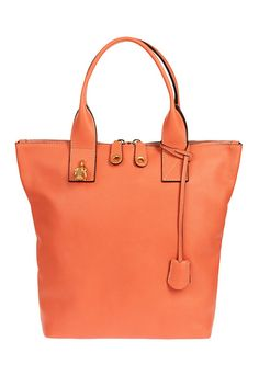 Alexander McQueen.  Lovely & the perfect color for Fall styling....especially here in Tennessee!