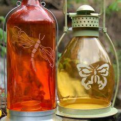 Dremel lanterns