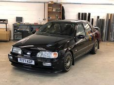 Ford Rs, Ford Sierra, Old Cars, Cars And Motorcycles, Motors, Dream Cars, Old School, Innovation, Classic Cars