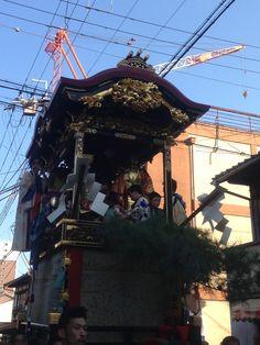 大津祭2013 2013年10月13日  http://www.otsu-matsuri.jp/home/