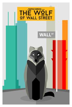 Wolf of Wall St.