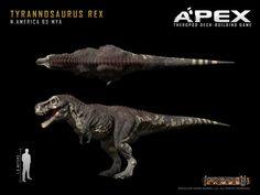 Tyrannosaurus Rex by Herschel-Hoffmeyer on deviantART