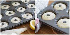 Mehevät Mini-Sitruunakakut | Annin Uunissa Muffin, Mini, Muffins, Cupcakes