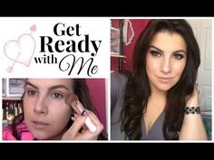 ▶ Get Ready with Me! Valentine's Makeup - YouTube