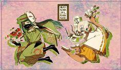 Pixiv Id 22581740, New Danganronpa V3, Shinguuji Korekiyo, Yonaga Angie, Paintbrush, Red Nails