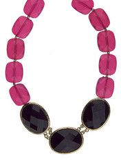 Pink Caroline Necklace