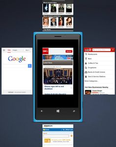 Maxthon, the cloud browser, has recently revealed a Windows Phone version. The browser, already available on iOS and Android, is aimed at offering top-notch browsing experience to users.