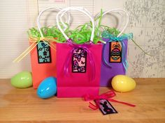 Easter gift tags by @beth