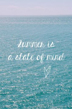 Summer is a state of mind | TGH Magazine