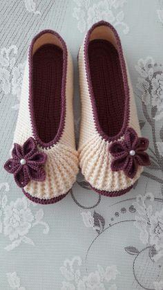 404 Not Found Crochet - Diy Crafts Tunisian Crochet, Free Crochet, Crochet Baby, Knit Crochet, Crochet Boots, Crochet Clothes, Knitting Patterns, Crochet Patterns, Crochet Slipper Pattern