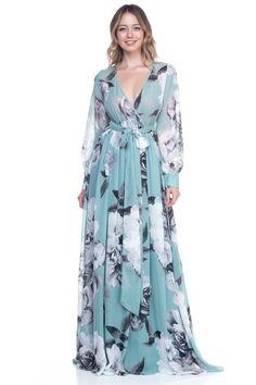 Frock Fashion, Women's Fashion Dresses, Girl Fashion, Chiffon Maxi Dress, Floral Maxi Dress, Stylish Dresses, Casual Dresses, Muslim Fashion, Designer Dresses