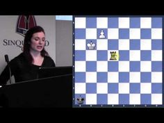 Complex Chess Problems - WGM Jennifer Shahade - 2013.10.30 - YouTube