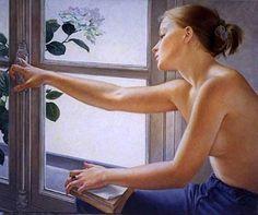 Современные художники, фотографы и скульпторы со всего мира: Гимн красоте. Francine Van Hove