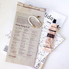 Aesop hand balm + fete magazine + seed heritage jewellery | zoenethery