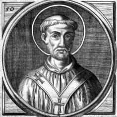 El Papa Gelasio I.