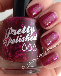 Pretty & Polished Liberty Bell Ruby