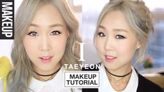 TAEYEON I MAKEUP TUTORIAL (Day-To-Night: Two Looks) 태연의 'I' 낮과 밤 화장법 | M...