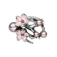 Dior Pink Blossom Ring