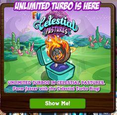 Celestial Turbo Ring