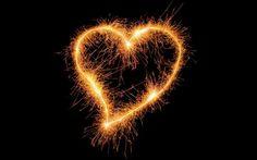 Heart Of Fireworks