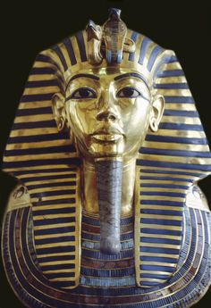 The Boy King, Tut, Cairo Museum of Egyptian Antiquities