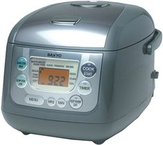 I own this rice cooker!  It's like magic!