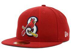official photos c61e0 31eab Springfield Cardinals New Era MiLB AC 59FIFTY Cap