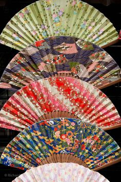 Japanese fans -sensu-