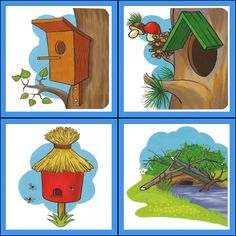 où vivent les animaux ? - Le blog de carole Math For Kids, Science For Kids, Activities For Kids, Sequencing Cards, English Activities, Montessori Materials, Bible Crafts, Preschool Worksheets, Activity Centers