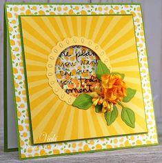 I Card, Challenges, Frame, Summer, Blog, Picture Frame, Summer Time, Blogging, Frames