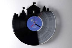 Dremel Carved Clock