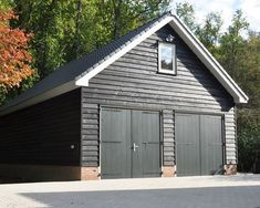 Oak Framed Buildings, Carport Garage, Bbq, Shed, Outdoor Structures, Inspiration, Ideas, House, Barbecue