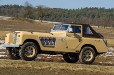 Designed and built by sole proprietor of Land Rover Me, Sir Simon Marcus Bell . Motorized Big Wheel, Car Rover, Offroader, Jeep Commander, Cars Land, Range Rover Classic, Army Vehicles, Sweet Cars, Vintage Trucks