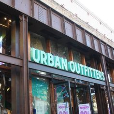 Window Shopping..... Urban Outfitters Santa Monica 3rd St. Promenade