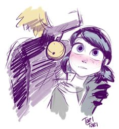 Ok um Marinette needs to wake up and realize that Chat is amazing