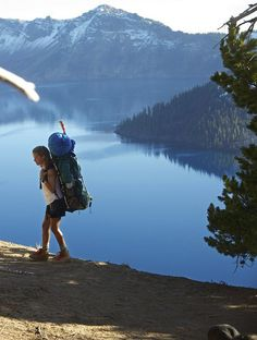Exclusive: Filming 'Wild' On the Pacific Crest Trail