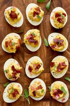 From cheese balls to mini tarts here are 20 of the Best of Pinterest Thanksgiving Appetizers to satisfy your family before the big meal. Egg Recipes, Pumpkin Recipes, Fall Recipes, Appetizer Recipes, Holiday Recipes, Quiche Recipes, Vegan Pumpkin, Christmas Desserts, Christmas Holidays