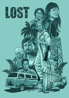 Lost Season 5 by ~xcub on deviantART